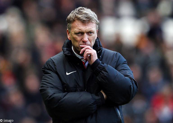 David Moyes - Manager Manchester United